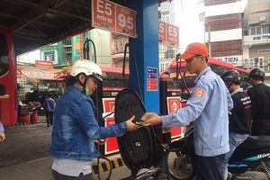 Điều chỉnh giá xăng dầu hôm nay 6/9: Xăng dầu đồng loạt tăng giá