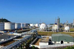 Sắp cán đích lợi nhuận cả năm sau 6 tháng, cổ phiếu Lọc hóa dầu Bình Sơn (BSR) vẫn mất gần một nửa giá trị