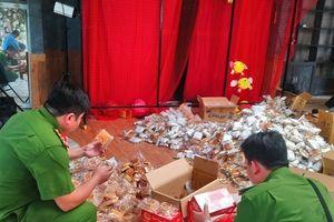 Trần tình của thanh niên bán bánh trung thu làm từ thiện