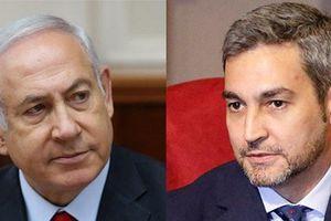 Chính phủ Israel tuyên bố sẽ đóng cửa Đại sứ quán tại Paraguay