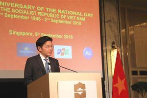 Nhiều hoạt động kỷ niệm 73 năm Quốc khánh Việt Nam tại Singapore, Ấn Độ và Séc