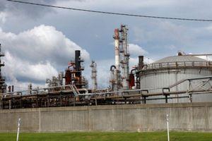 Giá dầu giảm khá mạnh do mối lo về cầu