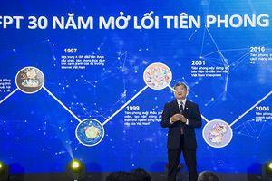 FPT tổ chức sự kiện công nghệ lớn nhất trong lịch sử 30 năm