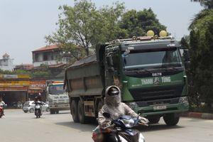 Bộ GTVT yêu cầu xử nghiêm ô tô vi phạm xếp dỡ hàng hóa