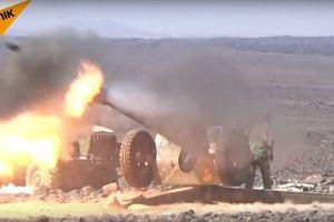 Quân đội Syria nã tên lửa, diệt hơn 20 tay súng IS ở Đông Sweida
