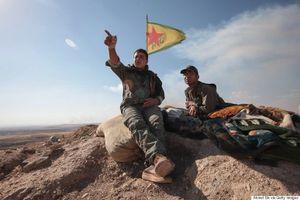 Sập bẫy phục kích, hàng chục tay súng thánh chiến Syria mất mạng trước người Kurd