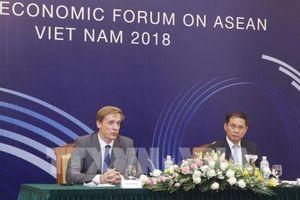 WEF ASEAN 2018: Quảng bá Việt Nam hội nhập, đổi mới sáng tạo 