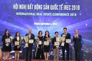 GALA DINNER IREC 2018: Đêm thu Hà Nội