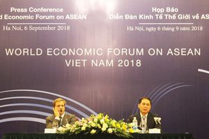 75 nhà sáng lập khởi nghiệp năng động nhất khu vực sẽ tham dự WEF ASEAN 2018