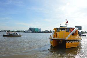 Đìu hiu tuyến buýt đường thủy trên sông Sài Gòn