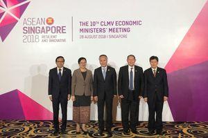Thứ trưởng Trần Quốc Khánh chủ trì Hội nghị Bộ trưởng Kinh tế các nước CLMV lần thứ 10