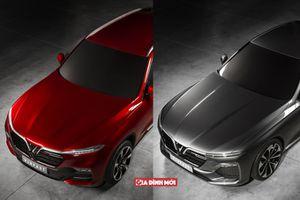 Hé lộ hình ảnh 2 mẫu xe VinFast sắp ra mắt vào cuối năm nay
