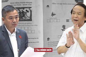 Giáo sư Nguyễn Lân Dũng: 'Con tôi học tiếng Việt dễ dàng nhờ học thầy Hồ Ngọc Đại'
