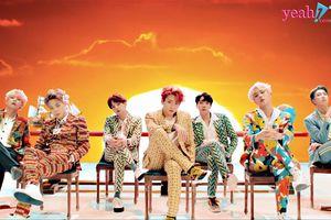 BTS vinh dự là sao Hàn đầu tiên trở thành khách mời đặc biệt của America's Got Talent