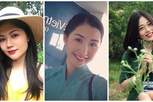 Hoa hậu Việt Nam 2018: Lộ ảnh đời thường 'xinh như mộng' của dàn thí sinh miền Bắc