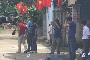 Điện Biên: Đâm chết con nợ rồi bỏ xác trước cửa nhà trọ