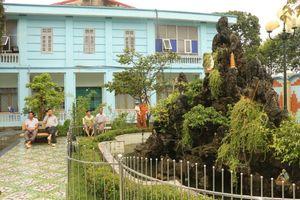 Xây dựng môi trường y tế xanh - sạch - đẹp ở Bệnh viện Đa khoa huyện Nga Sơn