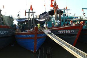 Tập trung khắc phục 'thẻ vàng' cho khai thác hải sản