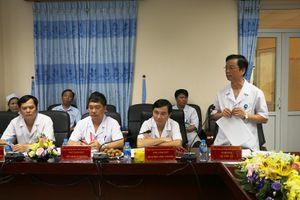 Ban Văn hóa - Xã hội HĐND tỉnh giám sát công tác khám chữa bệnh tại Bệnh viện Đa khoa tỉnh