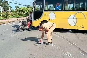 Quay đầu, xe khách gây tai nạn khiến 1 người tử vong