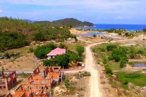Xót xa Khu du lịch nghìn tỷ bỏ hoang giữa bãi biển đẹp nhất tỉnh Ninh Thuận