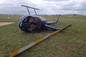 Tai nạn máy bay trực thăng ở Séc, 4 người thiệt mạng
