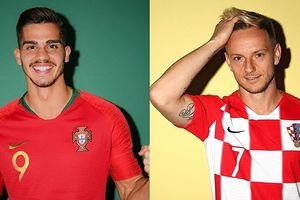 Đội hình dự kiến trận giao hữu giữa ĐT Bồ Đào Nha và ĐT Croatia