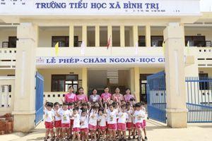 Doosan Vina xây trường mầm non hoạt động miễn phí cho con em cán bộ, nhân viên