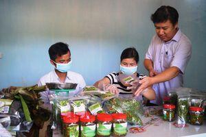 Quảng Ngãi: Nông sản Sơn Hà vào hệ thống siêu thị BigC