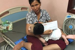 Bạn đọc giúp đỡ cháu bé 13 tuổi co giật toàn thân vì sốt 40 độ