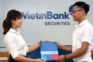 Vietinbank Securities: Khẳng định thương hiệu mạnh