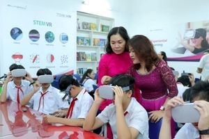 TP.HCM: Chủ động đưa giáo dục STEM vào giảng dạy bậc THCS