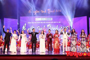 Ca sĩ Ngọc Sơn, Tùng Dương để lại nhiều cảm xúc tại Chương trình 'Ơn nghĩa sinh thành'