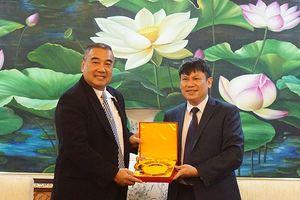 Công an Hà Nội trao đổi kinh nghiệm phòng chống tội phạm xuyên quốc gia với Cảnh sát Hoàng Gia Thái Lan
