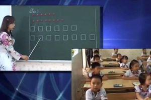 Phụ huynh và học sinh của phương pháp 'tròn vuông tam giác' nói gì?