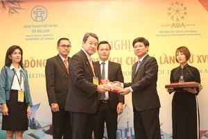 Hội nghị Thường niên CPTA lần thứ 16: Cơ hội quảng bá văn hóa, con người Hà Nội
