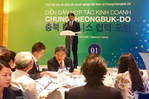 12 doanh nghiệp Hàn Quốc tham dự xúc tiến thương mại tại Hà Nội