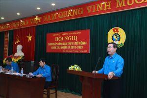 LĐLĐ tỉnh Hòa Bình: Công nhân cần đọc thông tin chính thống để hiểu đúng vấn đề