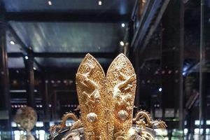 Rồng- Phượng trên bảo vật triều Nguyễn
