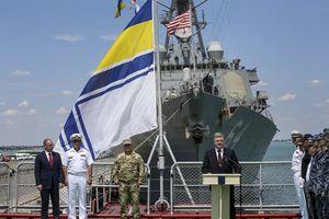 Ukraine dùng vũ khí chống Nga kiểm soát Biển Azov