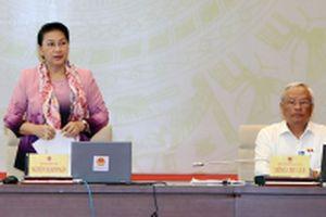 Khai mạc Hội nghị đại biểu Quốc hội hoạt động chuyên trách