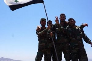 Phiến quân Syria chỉ có 2 lựa chọn: Đầu hàng hoặc bị tiêu diệt