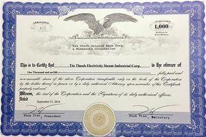 Vì sao Tập đoàn Tín Thành bị Mỹ phạt 35.000 USD?