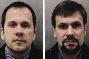 Bất ngờ 'lời khai' của nghi phạm vụ đầu độc điệp viên Nga