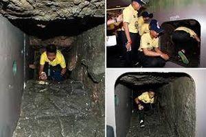 Đội bóng Thái Lan 'tái hiện' hành trình thoát khỏi hang Tham Luang