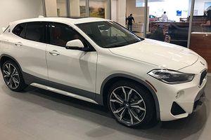 BMW X2 về Việt Nam, ra mắt trong tháng 9/2018