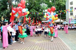 Trường Tiểu Học Kim Liên: 'Bông sen vàng' của ngành giáo dục Thủ đô