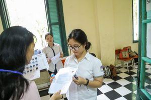 Đề nghị 2 bài thi cho mỗi môn trong kỳ thi THPT quốc gia