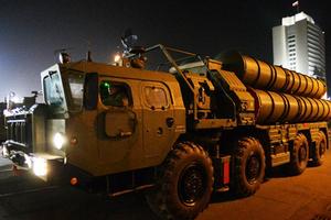 Thổ Nhĩ Kỳ xây dựng vị trí lắp đặt hệ thống phòng không S-400
