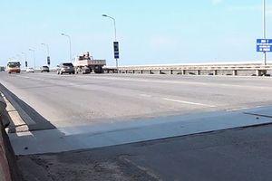 Bộ Giao thông bàn phương án sửa mặt cầu Thăng Long